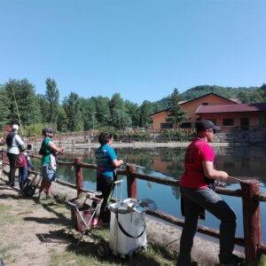 Trota Lago - Seconda gara provinciale individuale CZ 2017