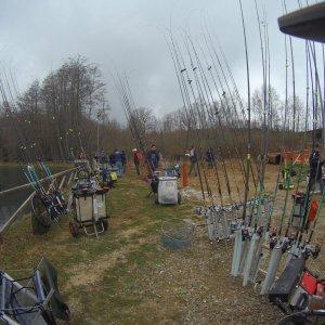 Pesca Sportiva: attrezzature trota lago