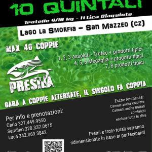 Locandina Quintalissima - Trofeo Presila