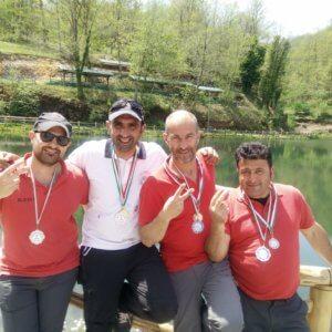 Prima Gara Regionale Trota Lago | Calabria | 2018