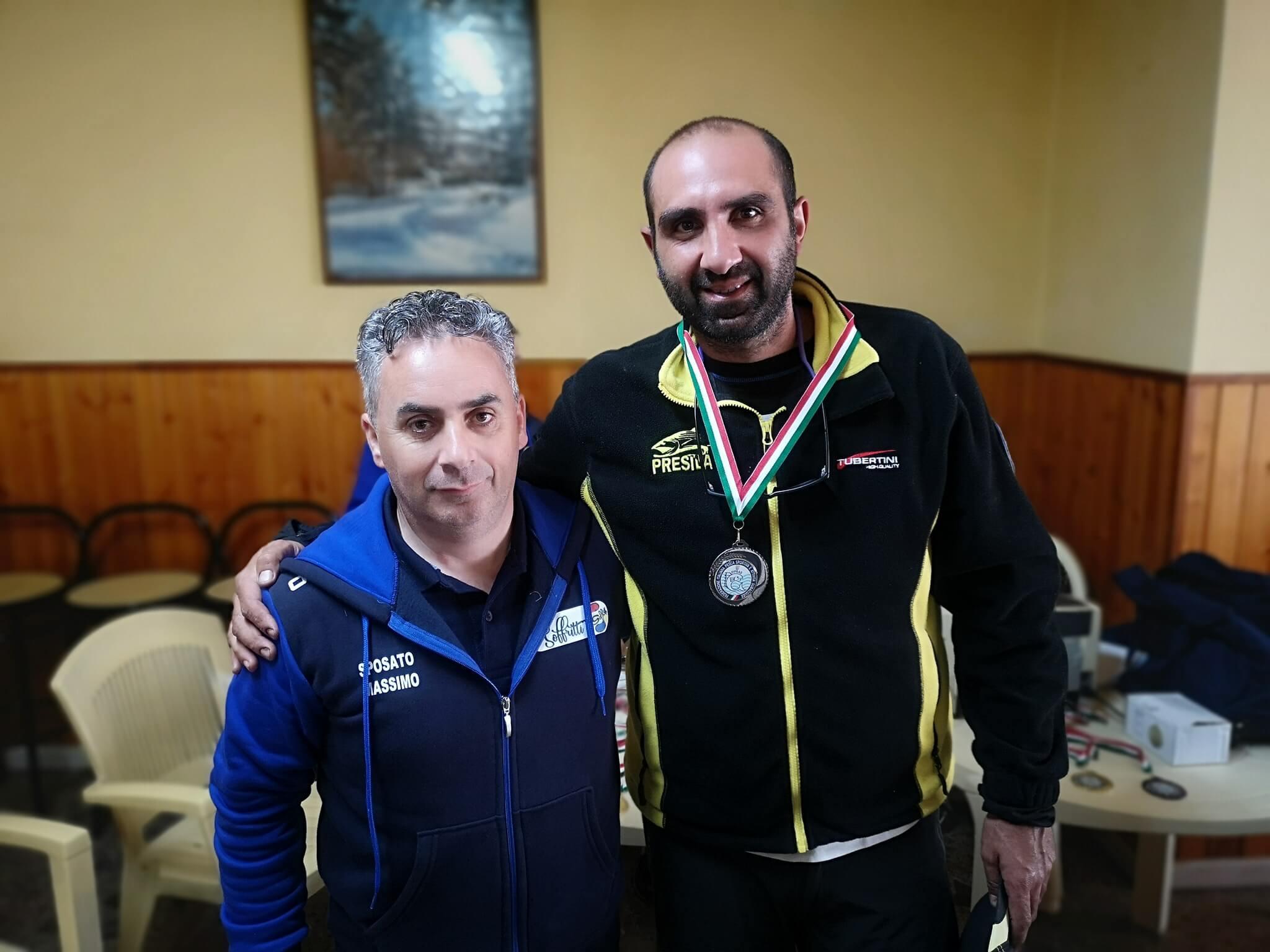 Seconda gara individuale trota lago cz 2019